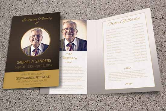 funeral brochure templates free - funeral program template 30 download free documents in