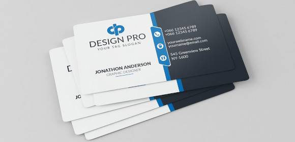Free 10 Sample Business Card Templates In Pdf Psd