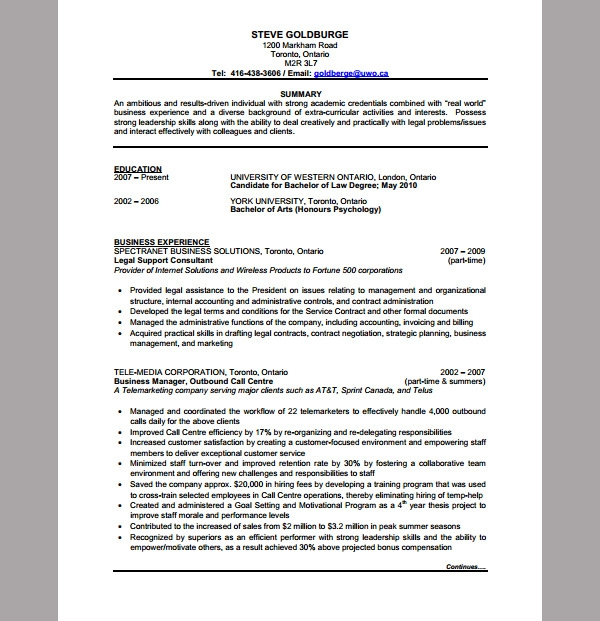 5 best resume templates for students in university sample templates