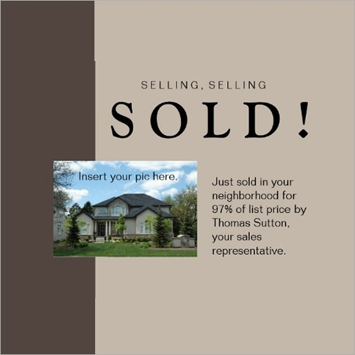 24 Best Real Estate Marketing Postcard Templates