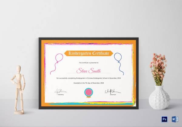 31+ Best School Certificate Templates | Sample Templates