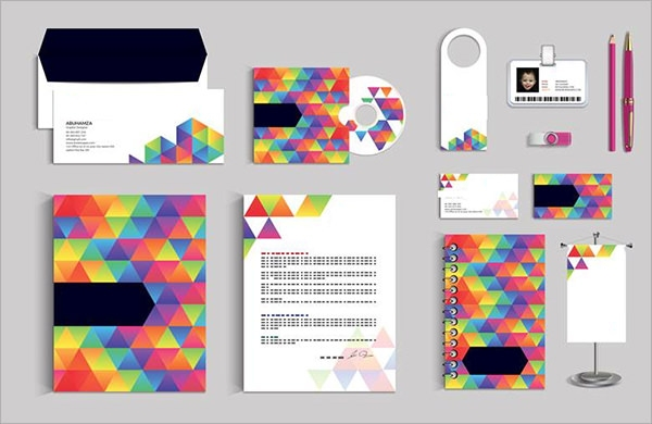 17 stationery templates for designers