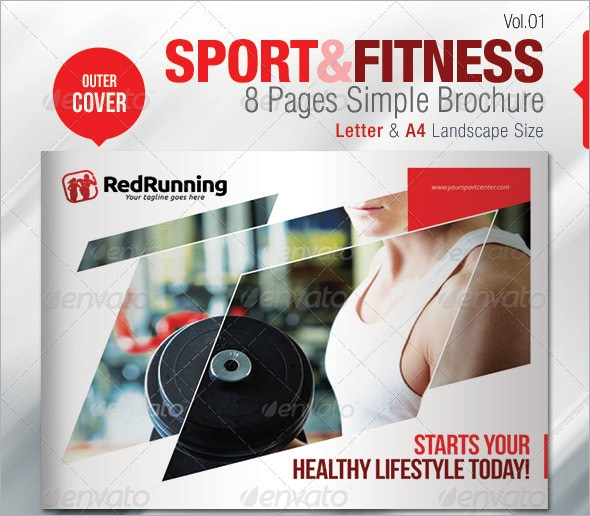 17 Best Gym Brochure Templates Download Documents in PSD – Gym Brochure Templates