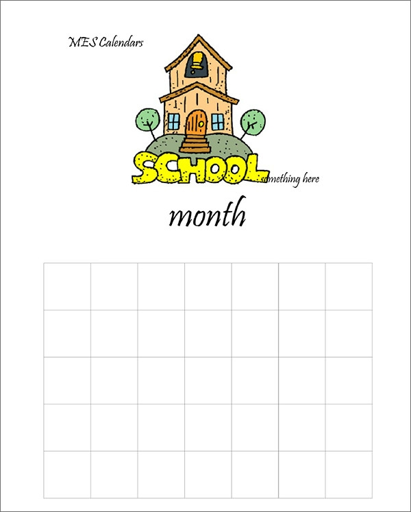 calendars for teachers