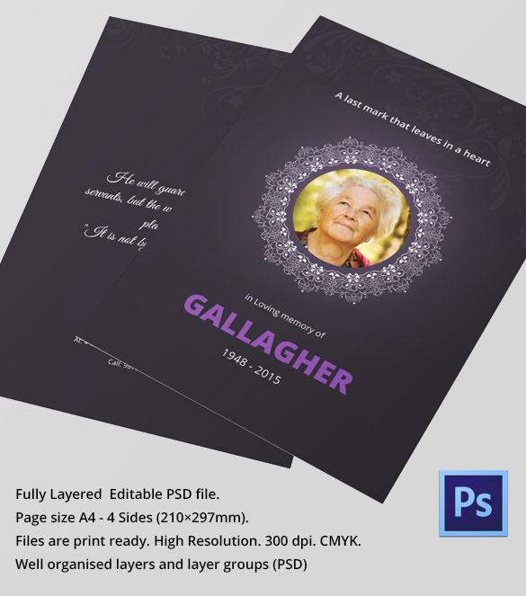 funeral_programe_A4_brochure