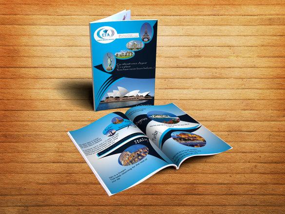 eagle travel agency brochure download