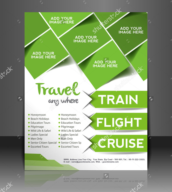 27 best travel brochure templates sample templates for Free illustrator brochure templates