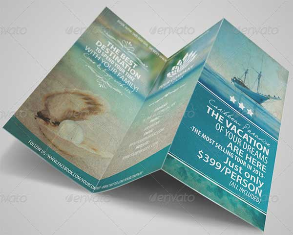 Travel brochure templates 21 download in psd vector eps illustrator for Tri fold travel brochure