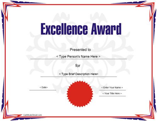 award certificate template eTmBDJNg