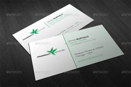 Sample medical business card template 16 documents download in psd medical care cheaphphosting Gallery