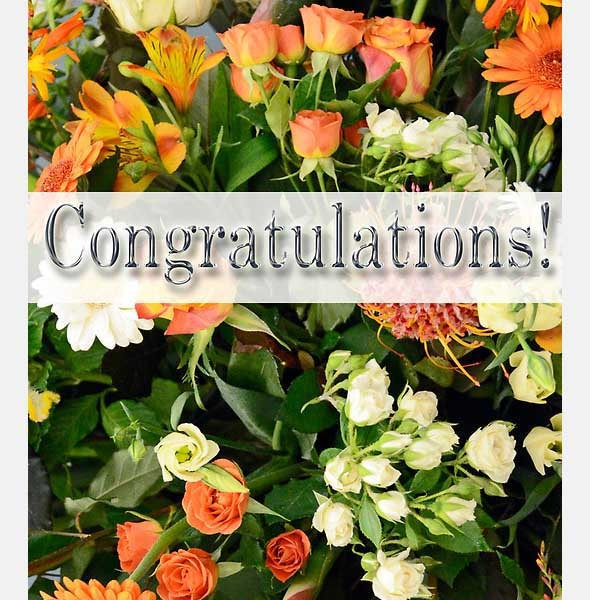 congratulations greeting card1