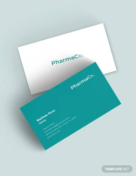 pharmacy business card1