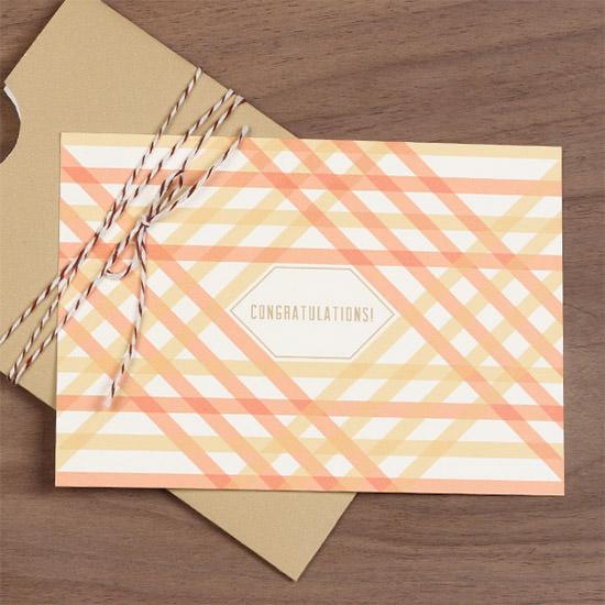 ribbon envelope