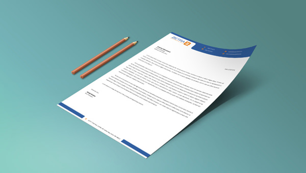 Top 21 Business Letterhead Templates | Sample Templates