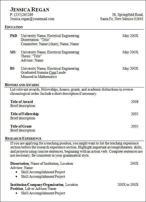 Dot Net Resume Sample  Sample Resume And Free Resume Templates
