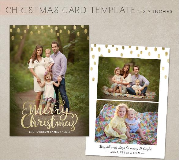 amazing christmas card