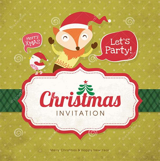 Christmas Invitation Templates Sample Templates fylpb7HB