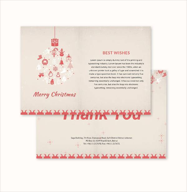 free 23  christmas card template download in psd