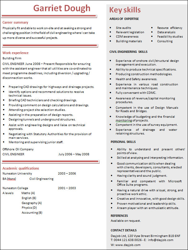 sample professional resume templates 17 free documents in doc pdf