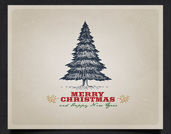 14 best christmas card templates