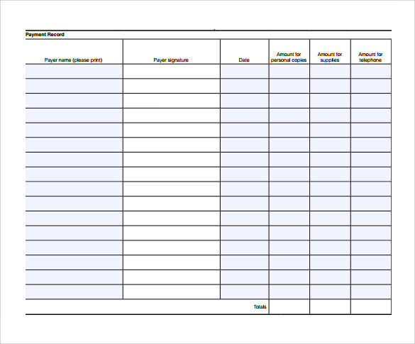 Sample Cash Receipt Template 21 Free Documents in PDF Word – Downloadable Receipt
