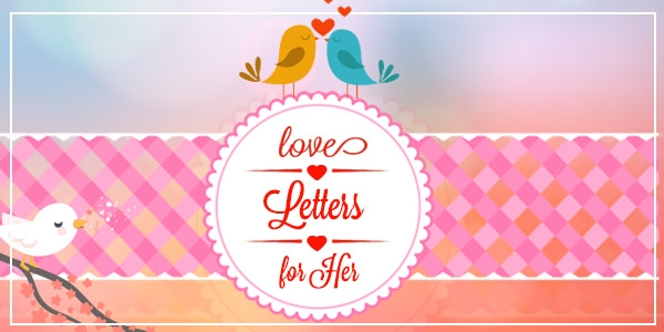 love letters for her1