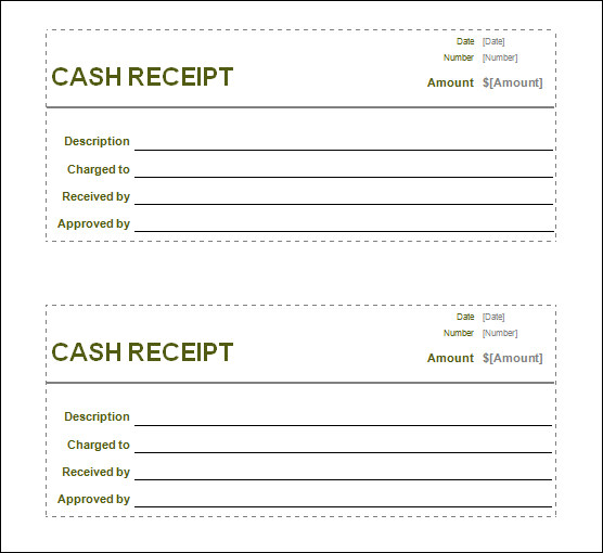 free printable sales receipt templates .