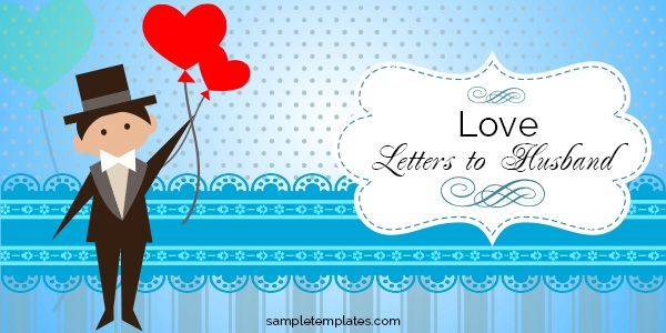 love letters to husband