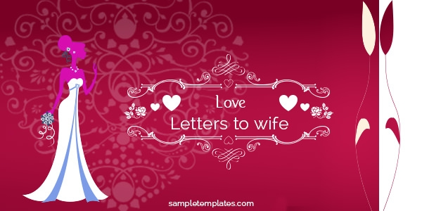 love letters to wife