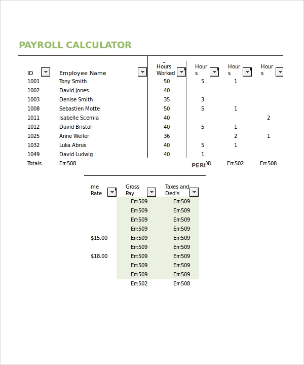 pay stub calculator1