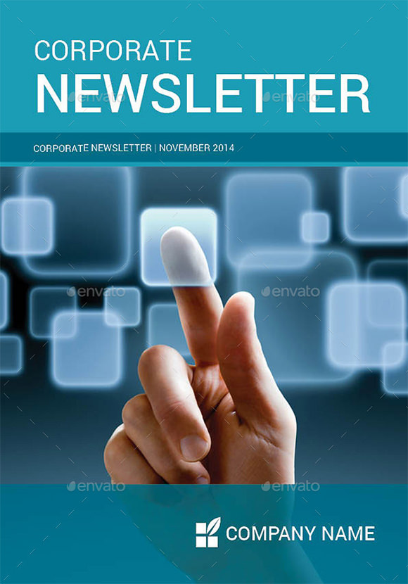 Sample Newsletter Templates 19 Download Documents In PDF WORD – Corporate Newsletter Template