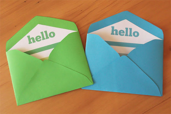 15+ Best Printable Envelope Templates | Sample Templates