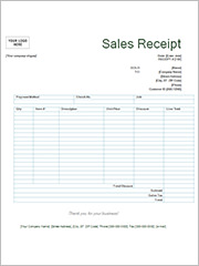 sample receipt template 40 download free documents in word pdf excel