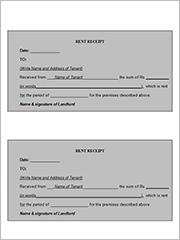 rent receipt template3