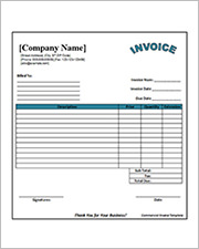 90+ invoice templates - download free documents in word, excel, pdf, Invoice examples
