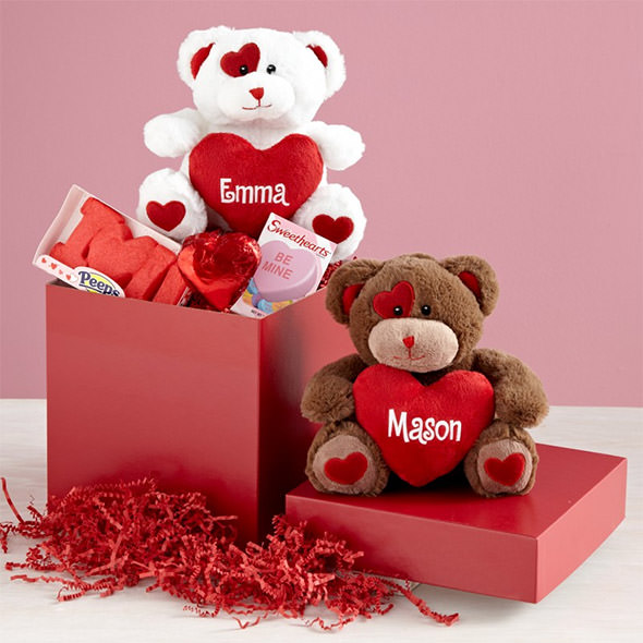 Valentine's-Day-Cute-Teddy-Bear-Gift
