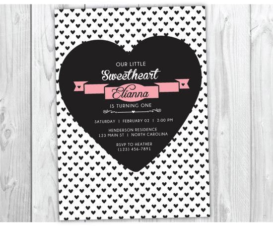20 Best Valentines Day Invitation Templates Sample