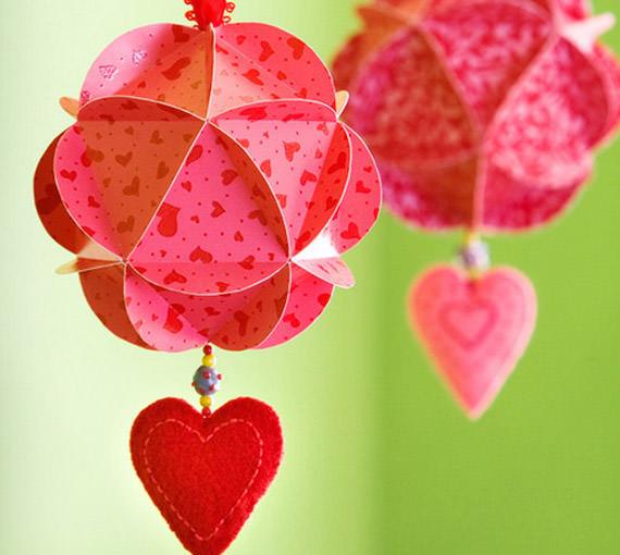 valentine window crafts