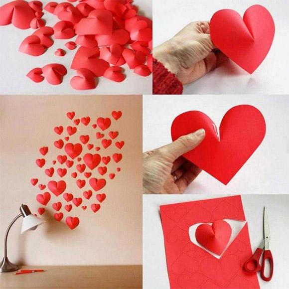 valentine day craft