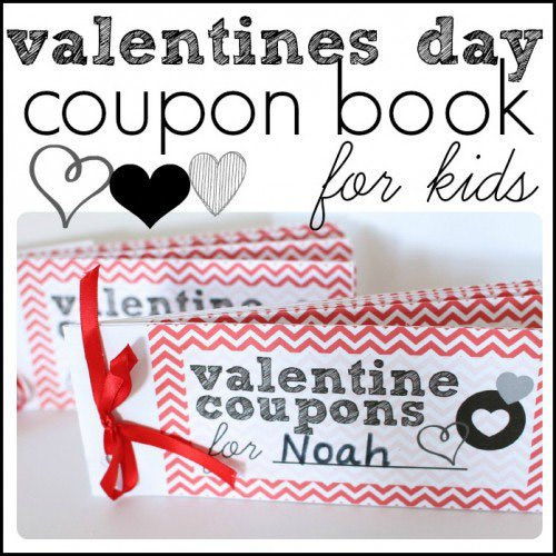 10+ Sample Valentines Day Coupons - Psd