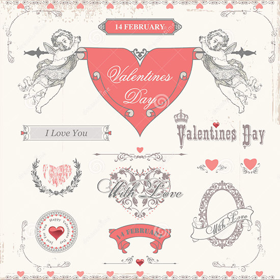 valentines day labels1