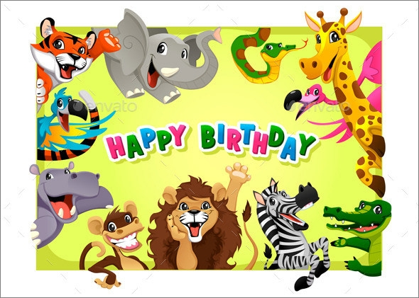 Animated Birthday Cards For Kids gangcraftnet – Birthday Card for Child
