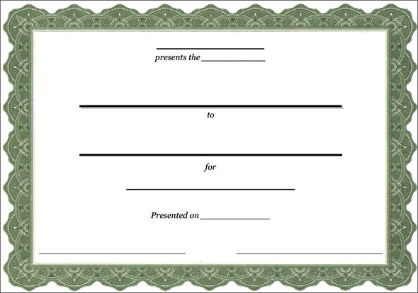 Certificate of Appreciation Template - 13+ Download in Word, PDF