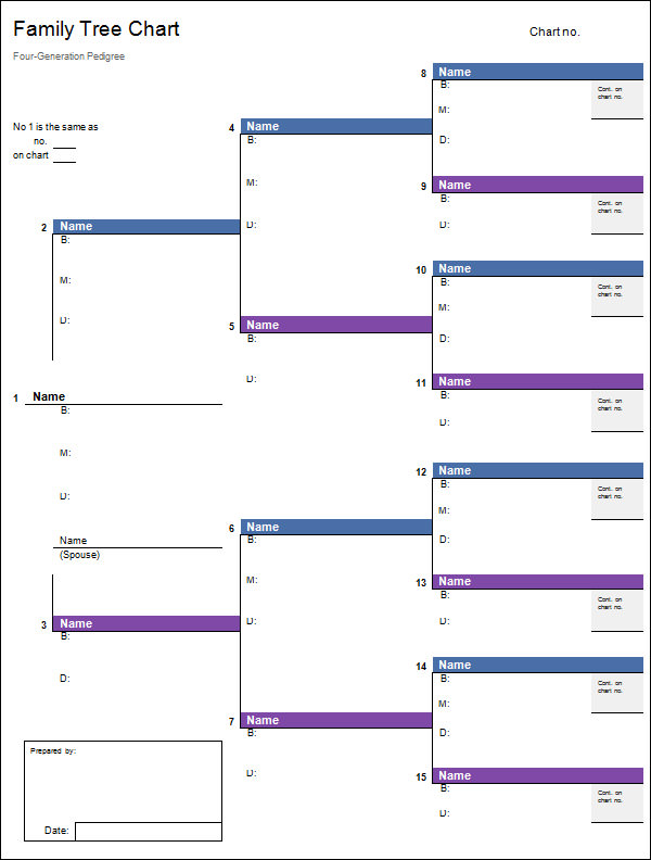 family tree diagram template microsoft word - 53 family tree templates sample templates