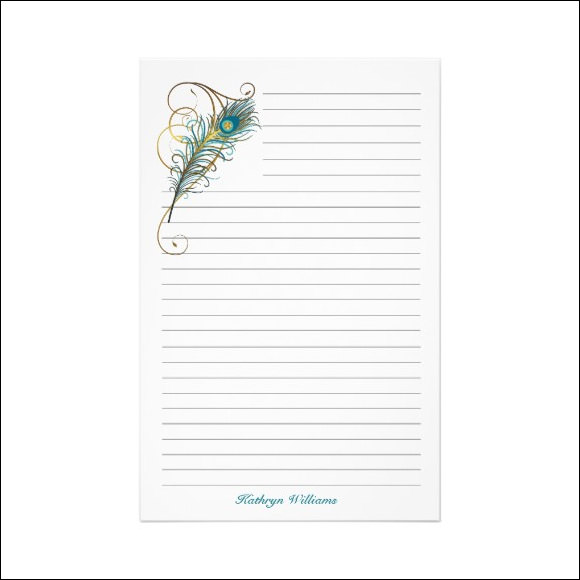 lined notebook paper template .