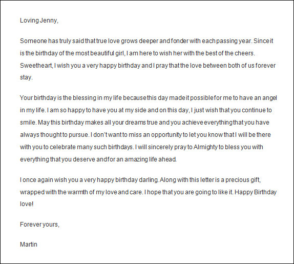 love letter to my wife on her birthday U1uQokvz