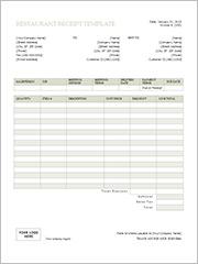 sample restaurant receipt1