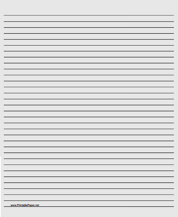 summary printable lined paper print free every lined paper you