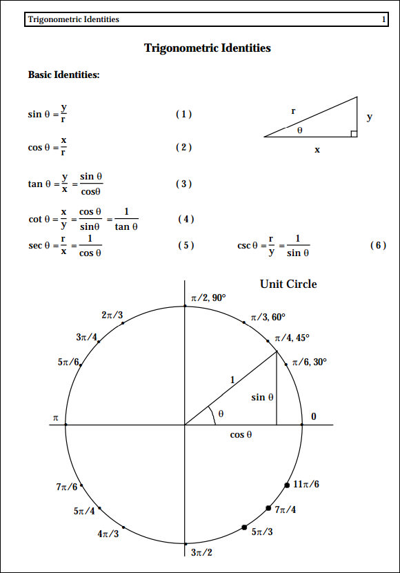 how to find phase angle from trigonometry graph