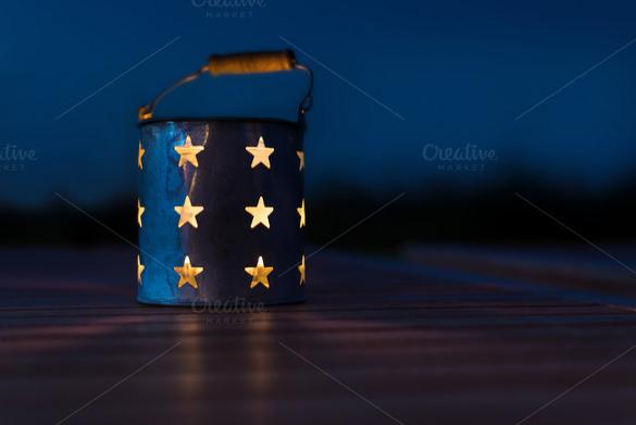 star light template